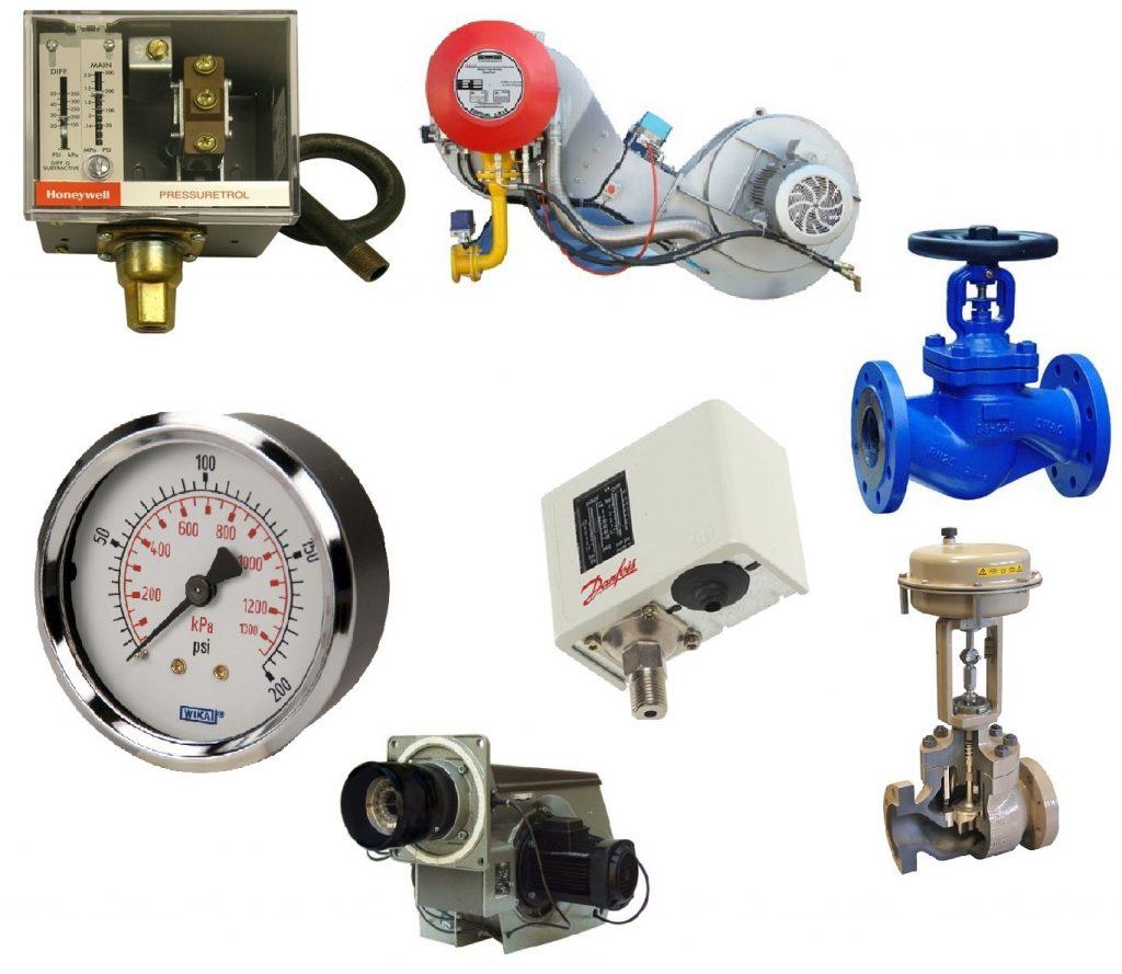 تجهیزات تاسیسات گرمایشی