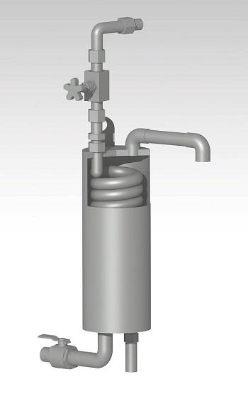 Sample cooler (کولر نمونه برداری)(سمپل کولر)